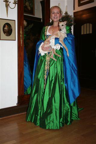 Renaissance Gewand